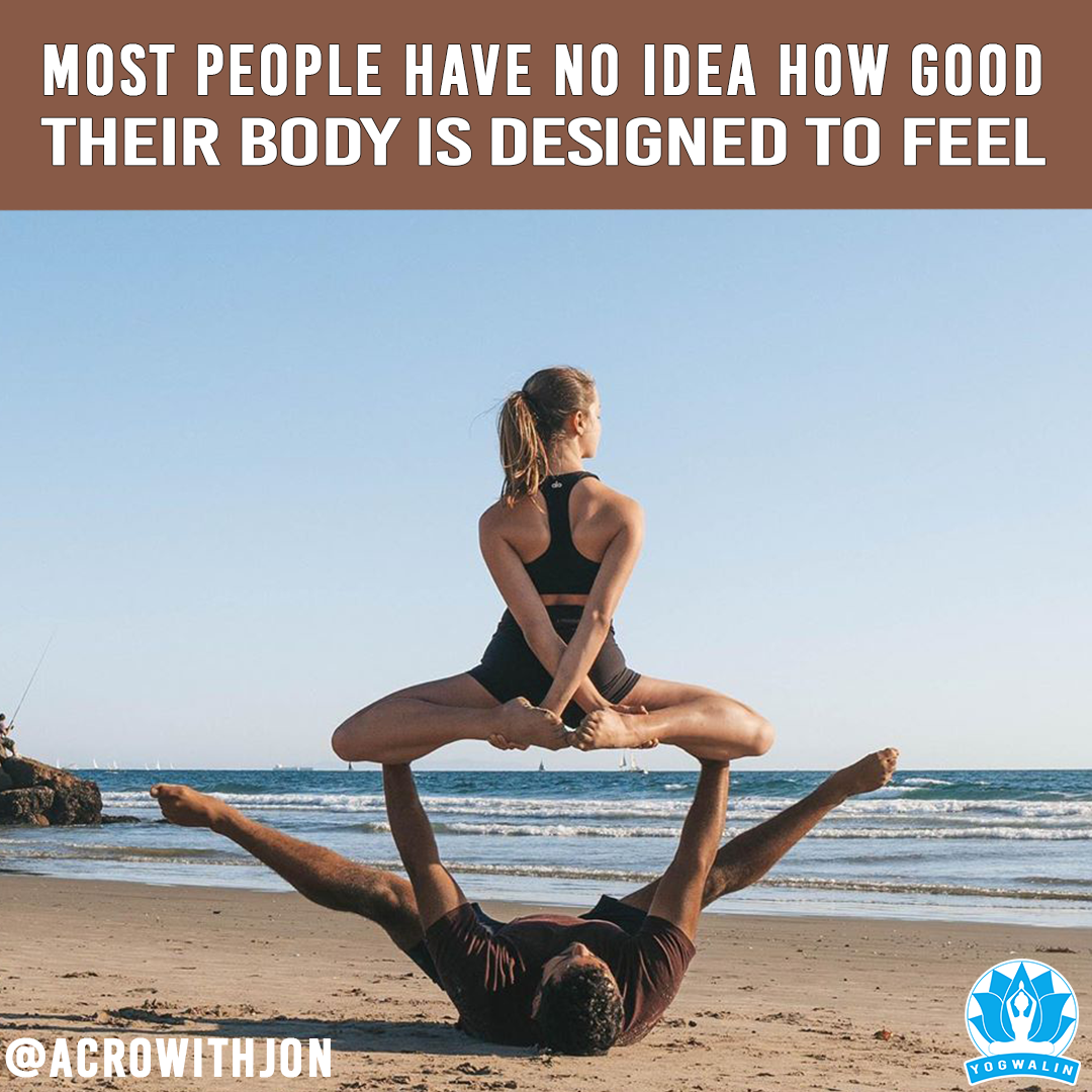 Couples Yoga Poses Quotes