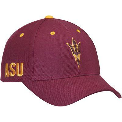 pretty nice d4ecf a689c Men s Top of the World Maroon Arizona State Sun Devils Triple Threat  Adjustable Hat