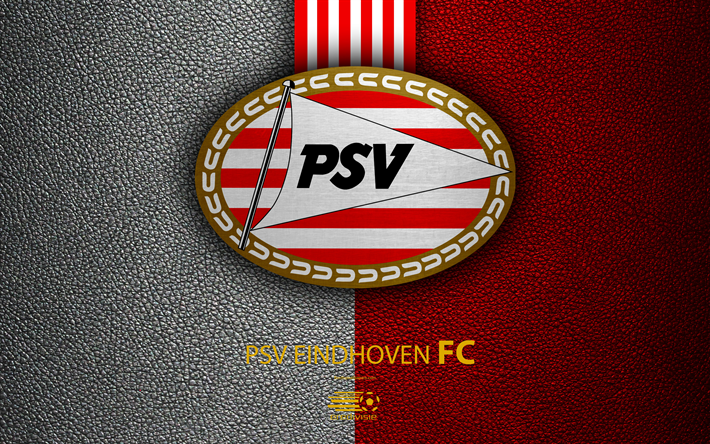 download wallpapers psv eindhoven fc 4k dutch football