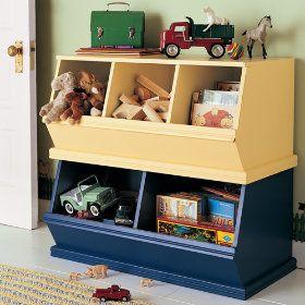 Kids Stackable Toy Storage Bins - Stylehive & Kids Stackable Toy Storage Bins - Stylehive | All things JACK ...