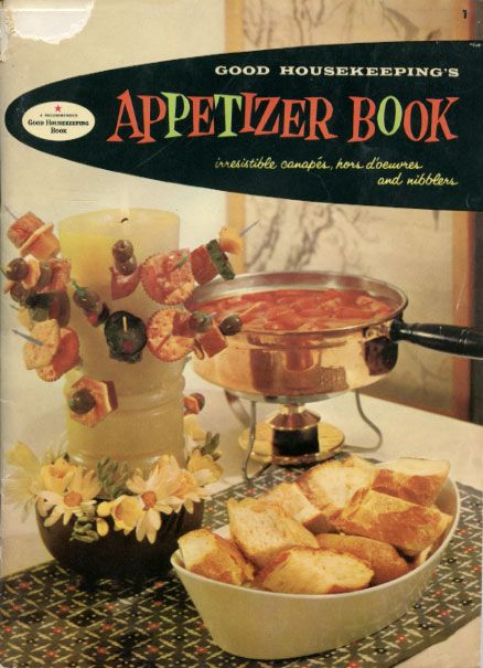 appetizers from the 1950s | Good Housekeeping's Appetizer