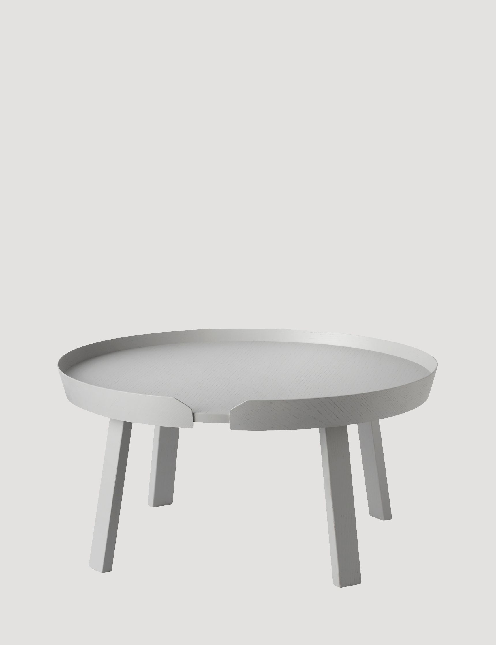 Around – Modern Scandinavian Design Sofa Table by Muuto Muuto