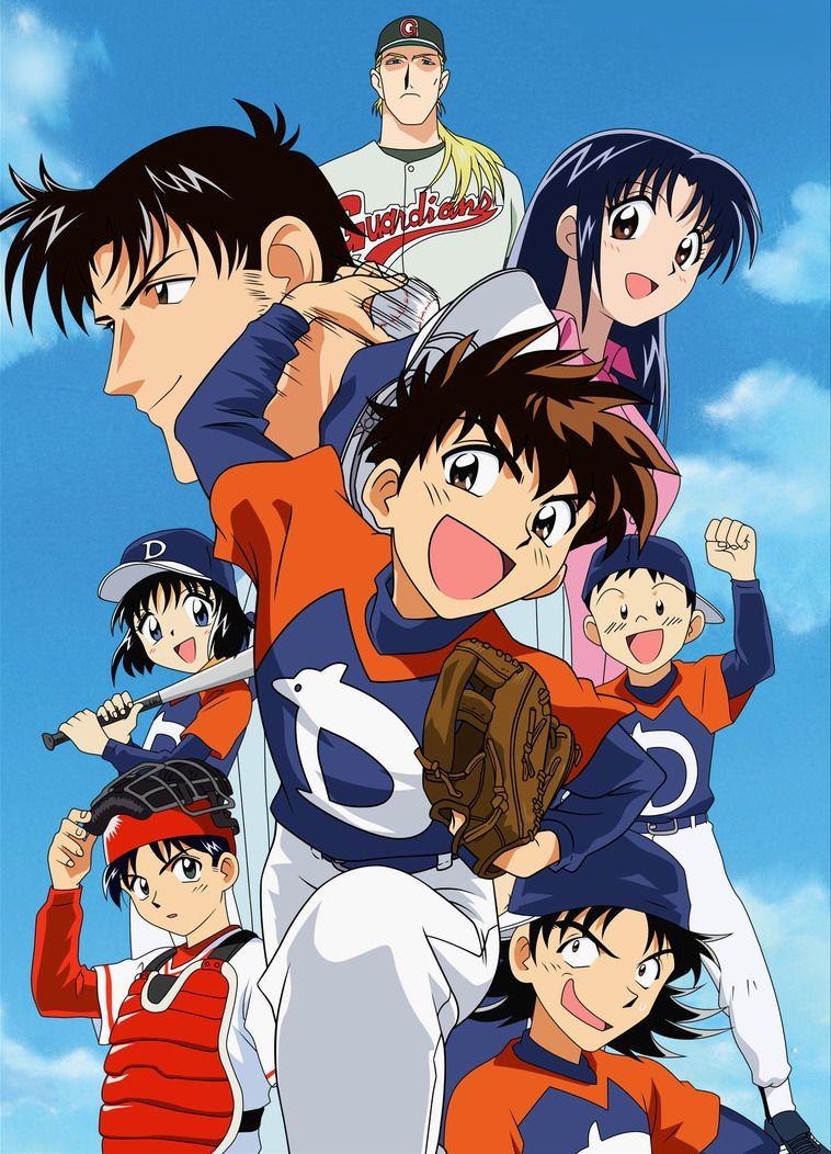 major anime brings back old memories )