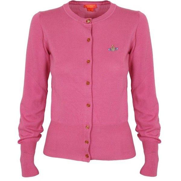 Vivienne Westwood Red Label Classic Orb Cardigan GarmentQuarter