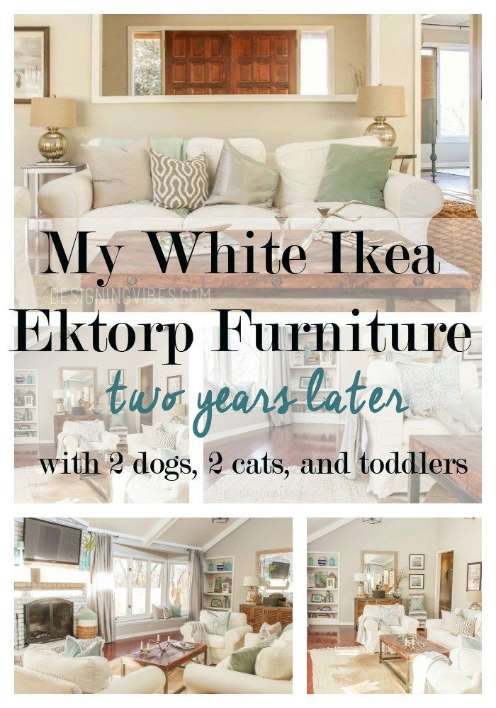 Merveilleux Review Of Ikea Ektorp Furniture In White After Two Years. Ikea Ektorp Couch  And Chairs After Two Years With Kids And Pets. Blekinge White, Vittaryd  White