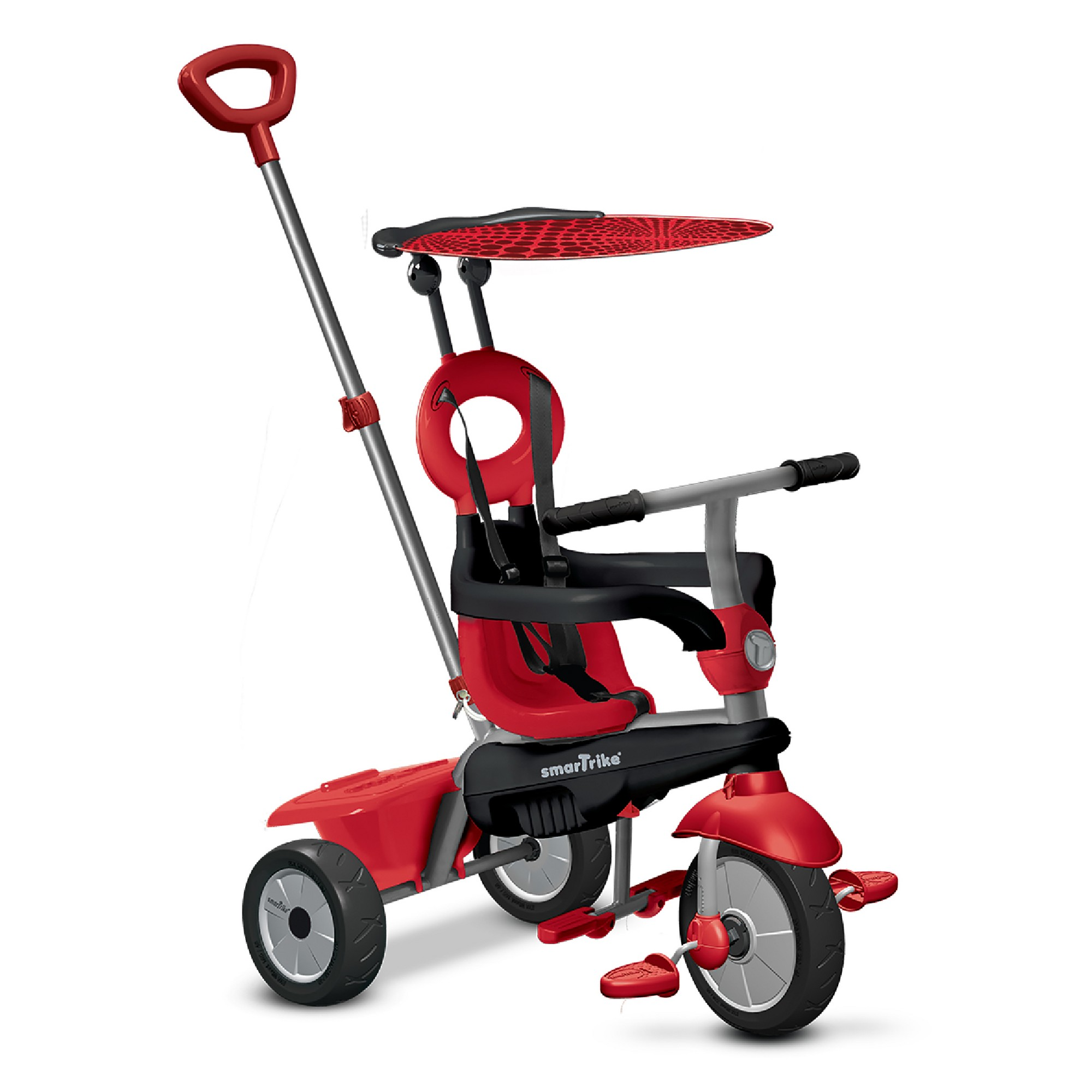 cc0aba307d0 smarTrike Zoom 3-in-1- Red | Products | Tricycle, Kids trike, Push trike