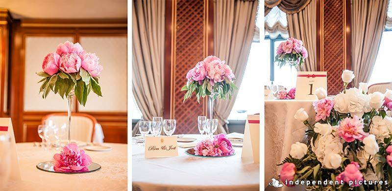 Fiorista matrimonio Hotel Splendid Baveno