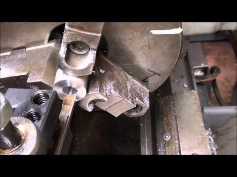 "MACHINE SHOP TIPS #151 Cutting a Keyway on the Lathe - a new ''abroach"" tubalcain - YouTube"