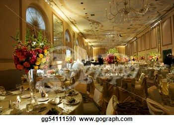 Go Wedding Receptions | High End Wedding Reception Wedding Stock Photo From Go Graph
