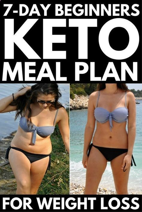 Ketogenic Diet Plan for Weight Loss: 7-Day Keto Meal Plan and Menu | If you're just starting the keto diet, want to know what it is, and need tips for beginners to help you understand what you can and cannot eat, our Keto 101 guide is for you! Full of helpful tips as well as easy keto meals and keto recipes for breakfast, lunch, and dinner that are delicious and filling, losing weight has never been easier!