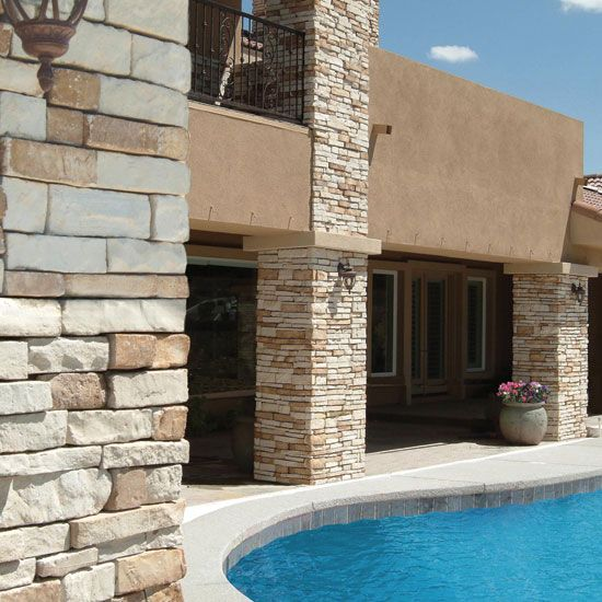 Check Out This Daltile Product: Mesa Ledge Stack