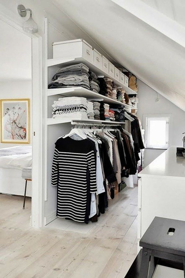 8 Tricks That Will Make Your Bedroom The Most Cozy Place In The World Everything You Are Looking For In 2020 Begehbarer Kleiderschrank Selber Bauen Kleiderschrank Fur Dachschrage Begehbarer Kleiderschrank Dachschrage
