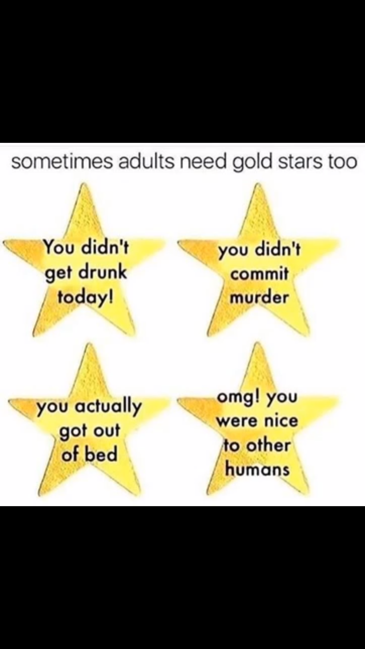 Pin by Cat Cordeiro on LOLZ Gold stars, Haha meme, Adult