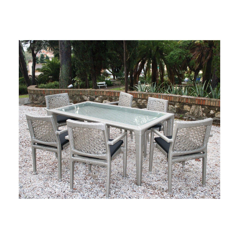 Majestic Garden Mesas y sillas de jardín Dinasty El comedor de ...