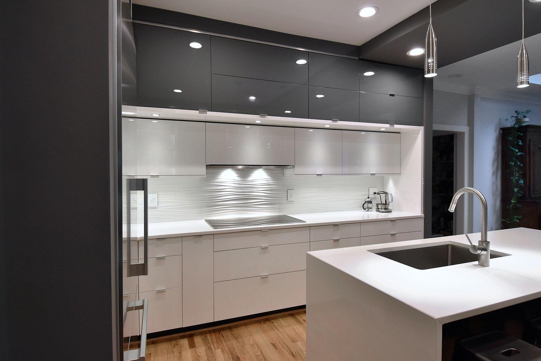Pin von Freespace Design LLC auf Freespace Custom Kitchen #6 ...