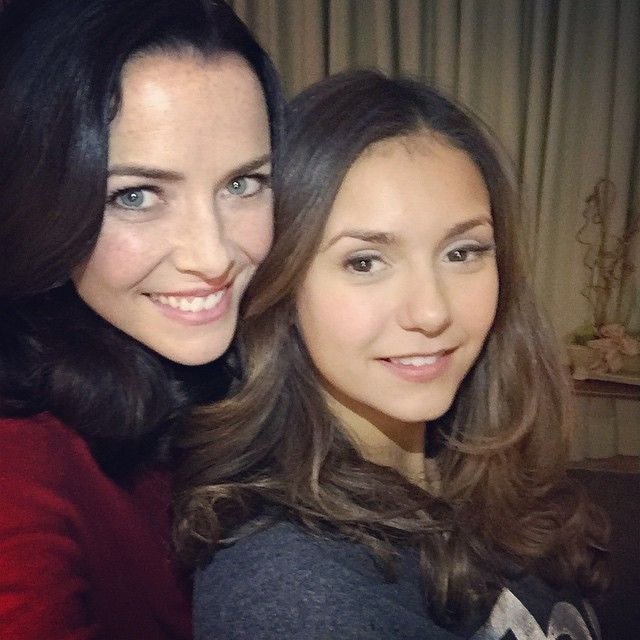 Vampire Diaries Star Annie Wersching Sounds Off on Nina Dobrev's Exit