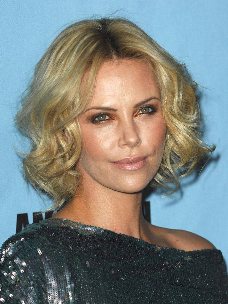 Shorter layered bob Pretty style the model helps  Inspiration