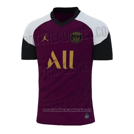 Comprar Camiseta Paris Saint Germain Tercera 2020 2021 Barata Camiseta Paris Saint Germain Barata Em 2020
