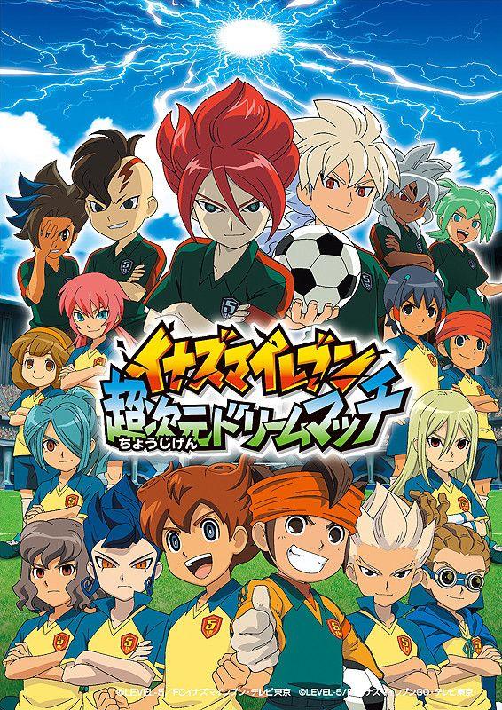 Inazuma Eleven Chou Jigen Dream Match /// Genres Shounen
