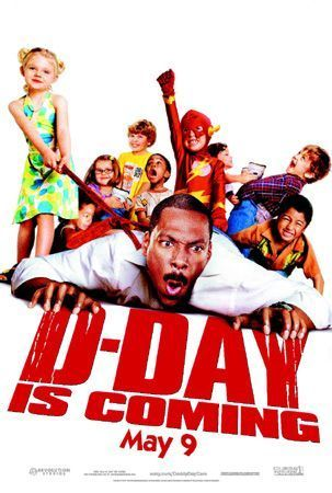 Daddy Day Care , starring Eddie Murphy, Jeff Garlin, Anjelica Huston, Steve Zahn. Two men get laid off and have to become stay-at-home dads when they can't find jobs. This inspires them to open their own day-care center. #Comedy #Family