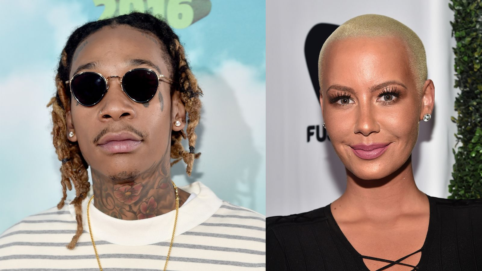 Wiz Khalifa Has A Famous New Girlfriend And Amber Rose Is Mad