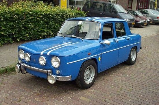 Renault R8 Gordini 1300 1970 Klassieke Oldtimer Prachtige Klassieke Auto In Topstaat Klassieke Auto S Auto Oldtimers