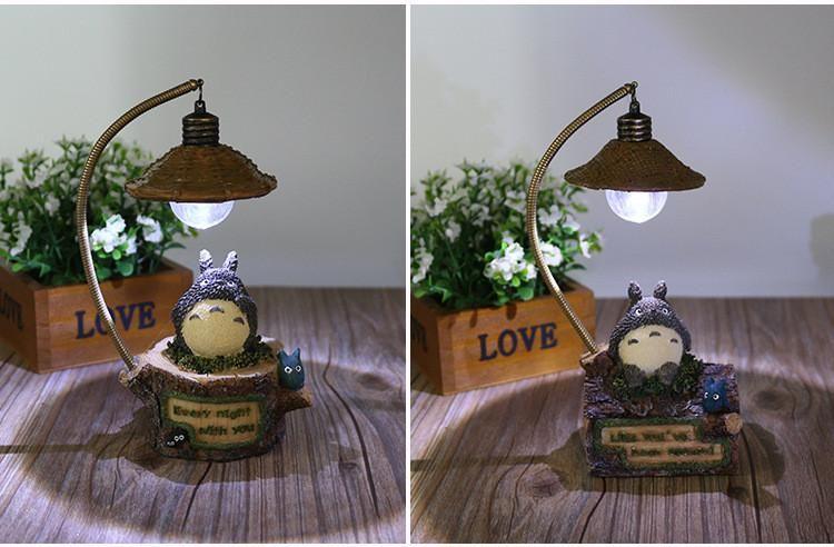 Studio Ghibli Anime Totoro Night Lamp