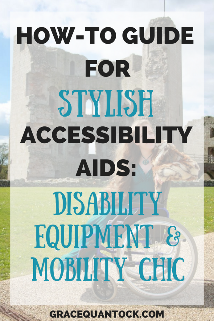 howto guide for stylish accessibility aids disability