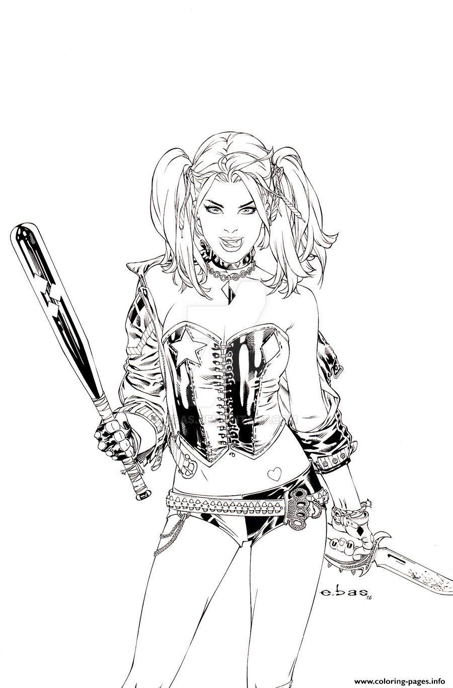 Pin On All Things Joker Harley Quinn