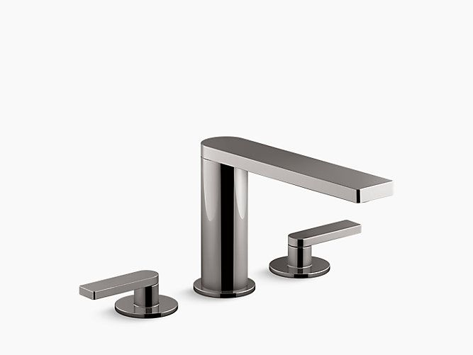 Timeless And Deliberate The K 73060 4 Widespread Sink Faucet With