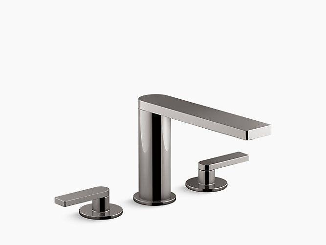 Kohler Devonshire 8 In Widespread 2 Handle Low Arc Bathroom