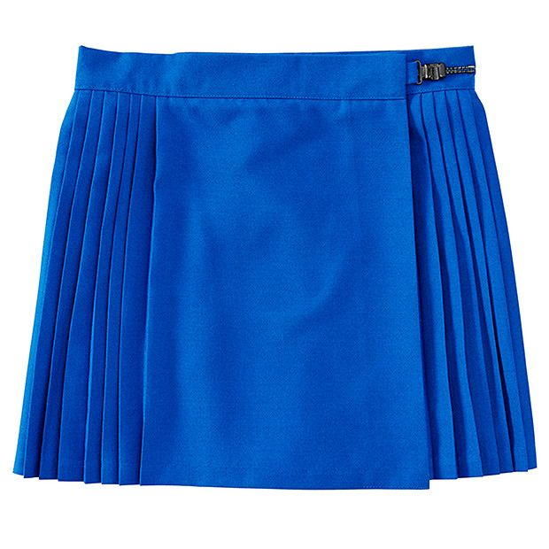 Girls' Pleated Netball Skirt - Royal Blue | Target Australia