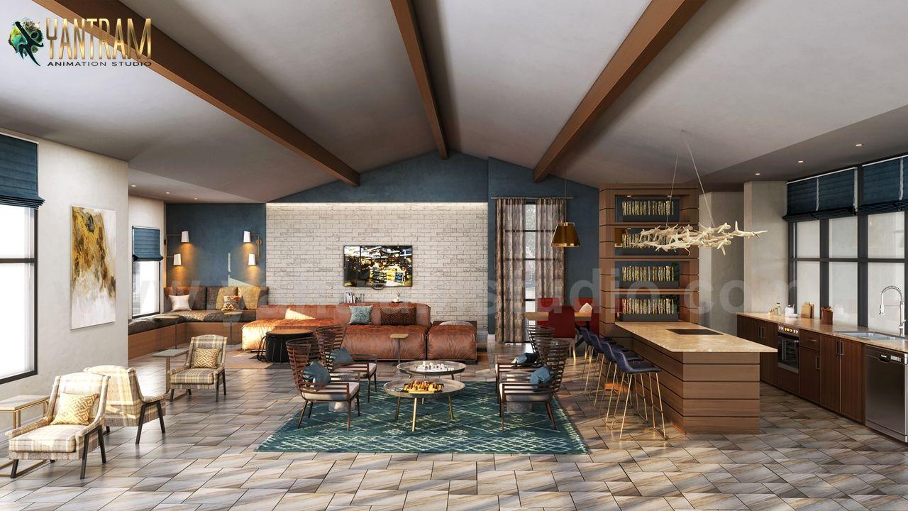 Rendering Design Cgi Idea Concept Architectural Elevation