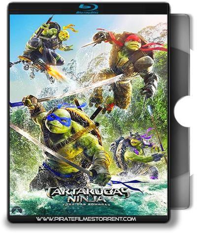 As Tartarugas Ninja Fora Das Sombras Tartarugas Ninjas Ninja