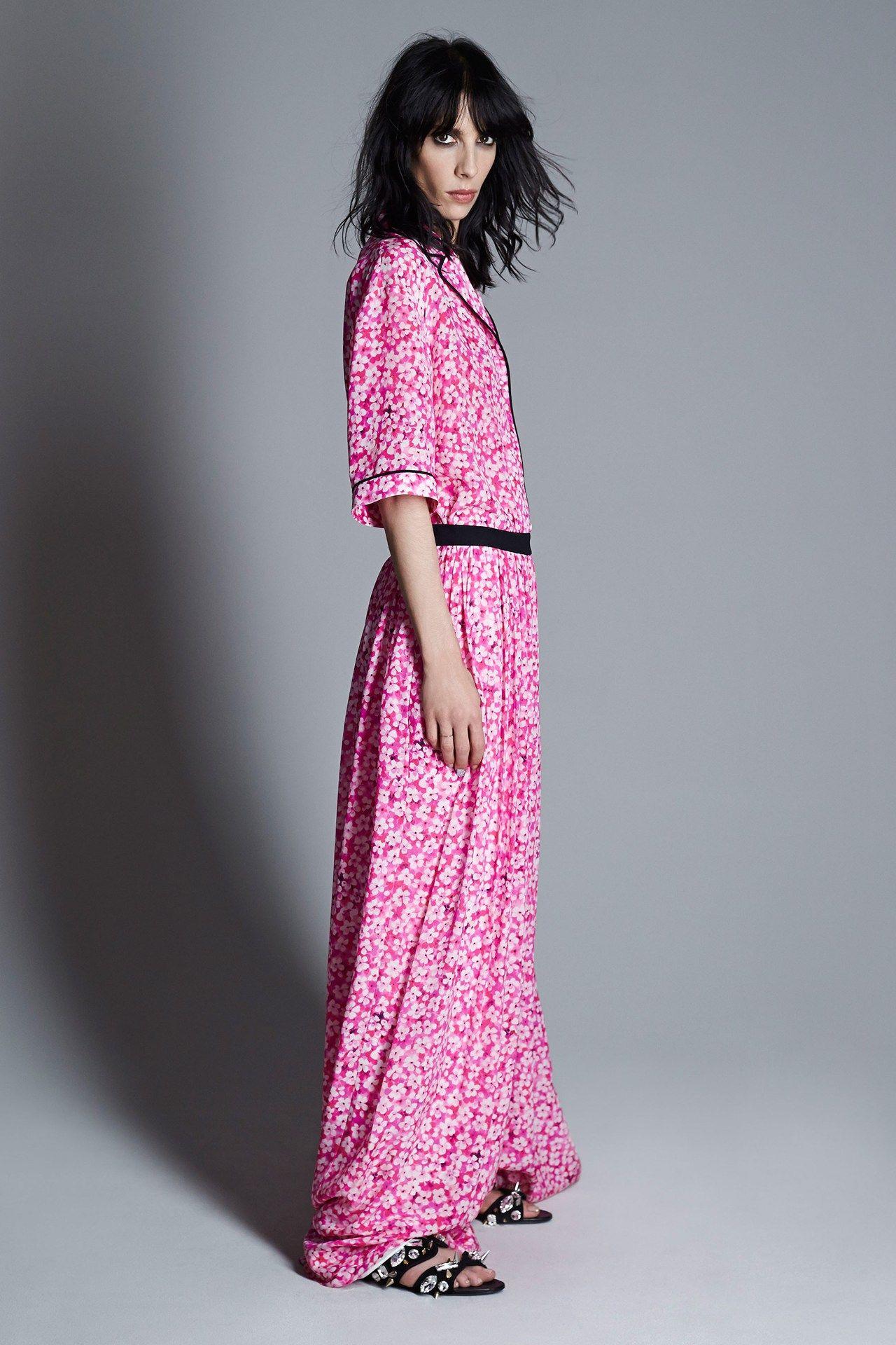 Emanuel Ungaro, pre-spring/summer 2015 fashion collection