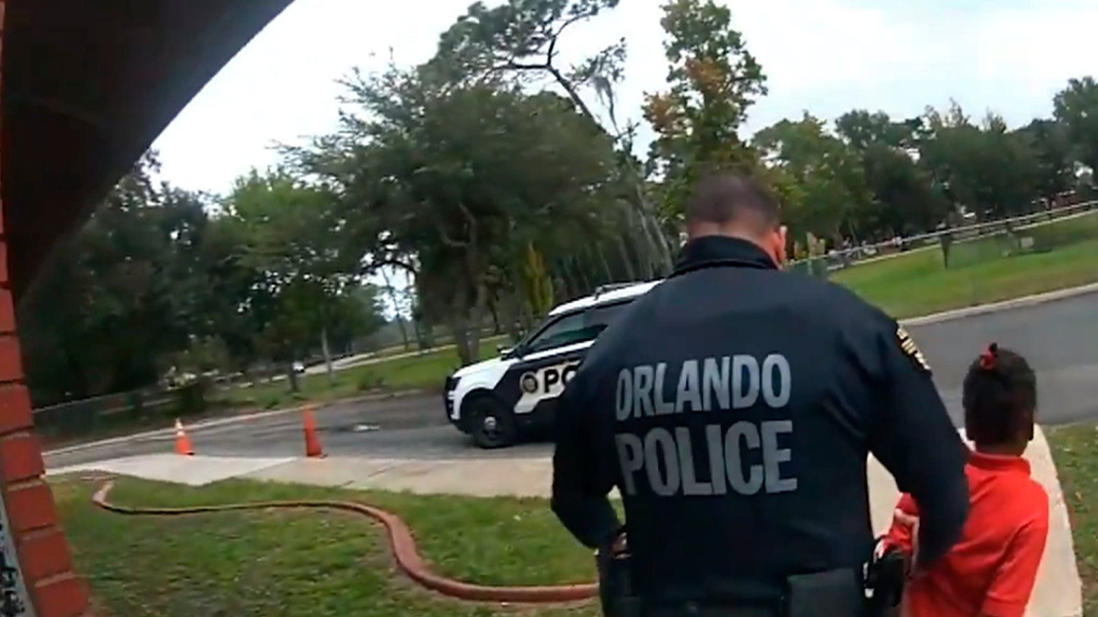 Body Camera Footage Shows Arrest by Orlando Police of 6
