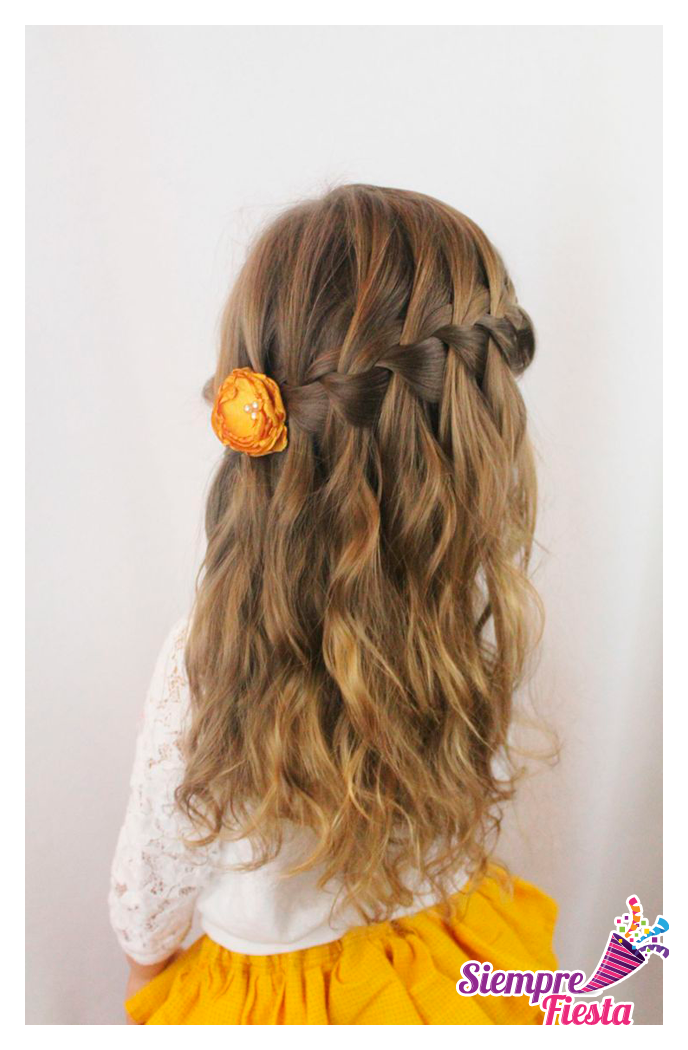 17 Best Images About Peinados Niñ S On Pinterest Her Hair Easy Toddler Hairstyles And Beautiful