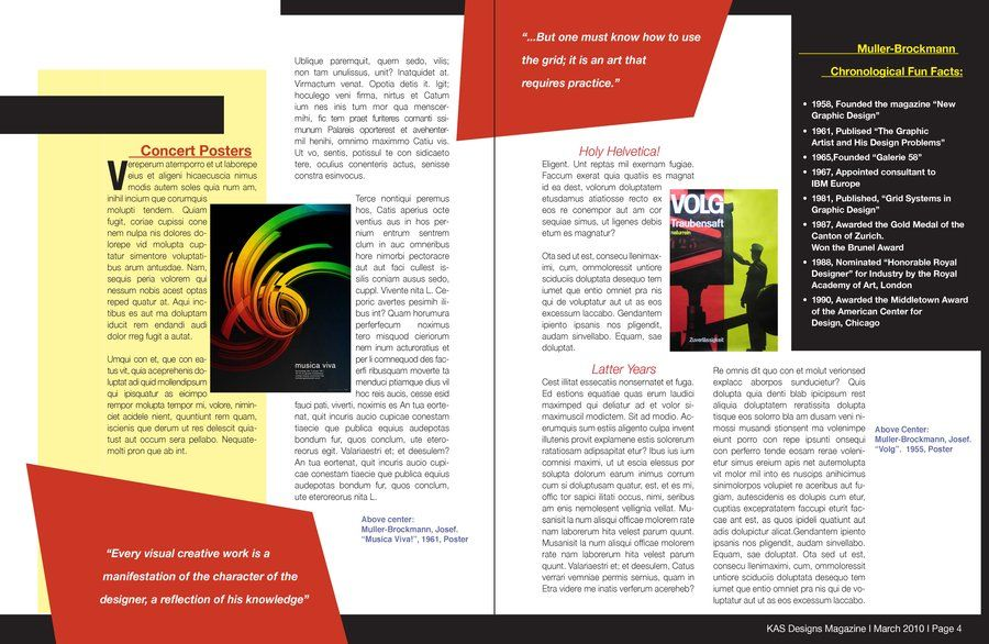 Magazine Article layout 2 by spelka24 | Layout Page Design ...