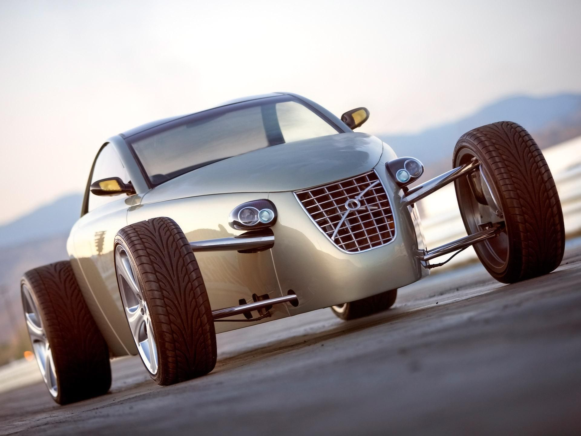 volvo t6 roadster hot rod | cool components, gadgets geeky