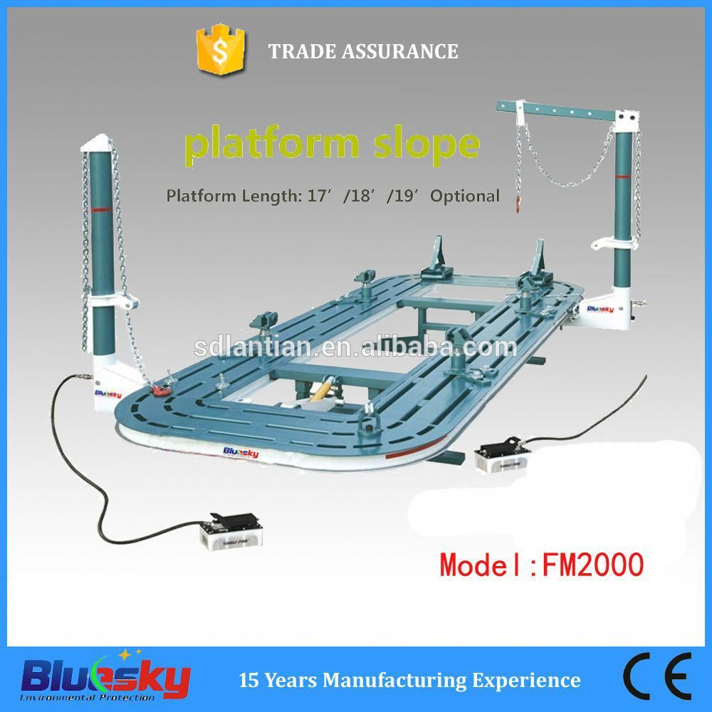 Fm2000 Good Selection Car Pulling Tool Frame Machine Automotive Body Repair Products Auto Body Auto Repair Auto Body Repair