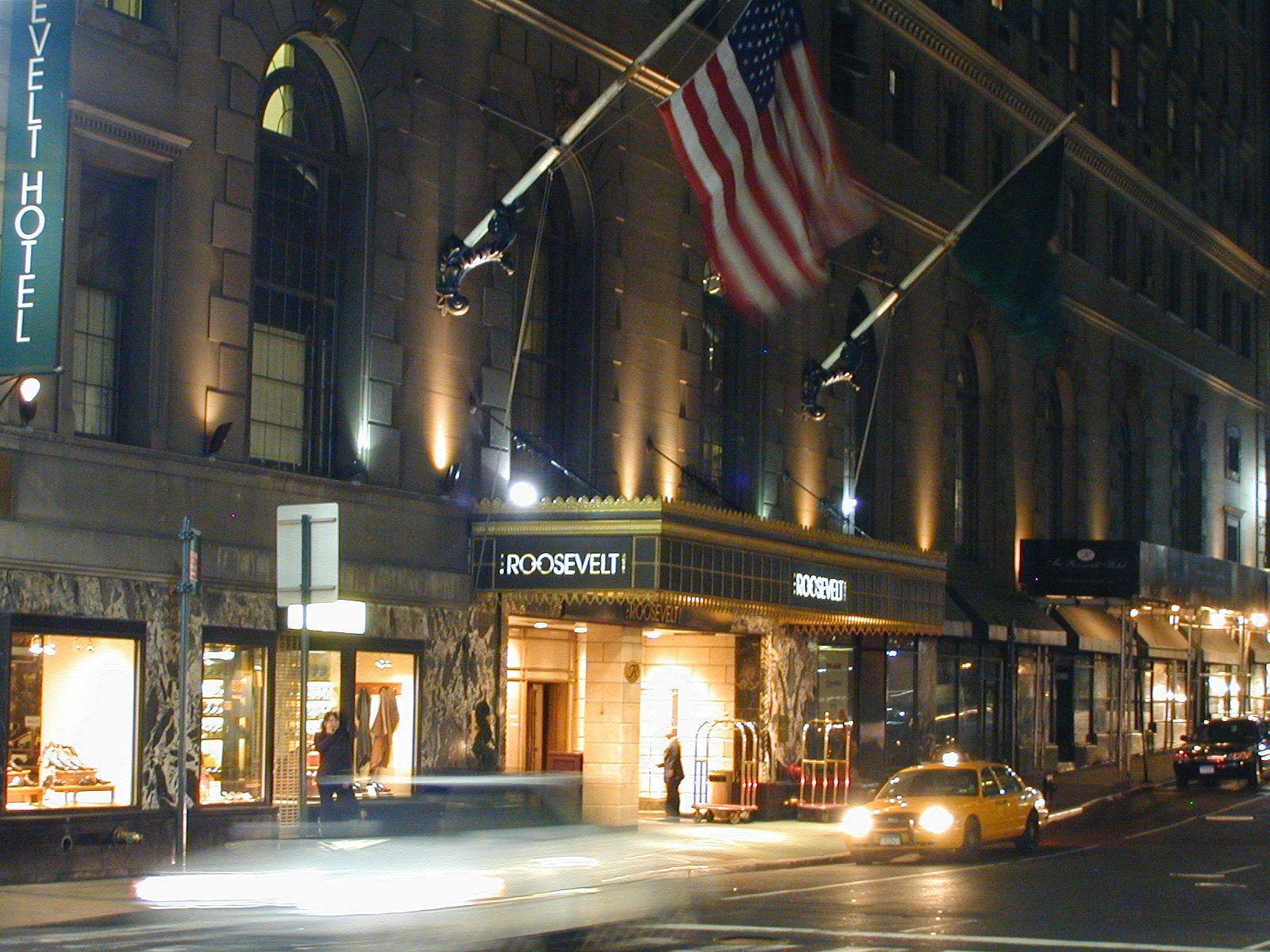 Roosevelt Hotel New York City Roosevelt Hotel New York New York City