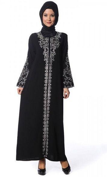 8009560ea849f Tekbir ferace modelleri | Tesettür - hijab in 2019 | Model, Giyim ...