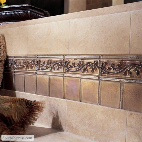 Iridescent Glass Tile Reflective Mosaics South Cypress Tile Trim Iridescent Glass Tiles Glass Tile