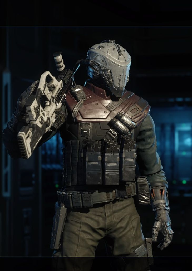 Call Of Duty Black Ops Iii イモータル 前 Character Design Male Armor Concept Battle Suit