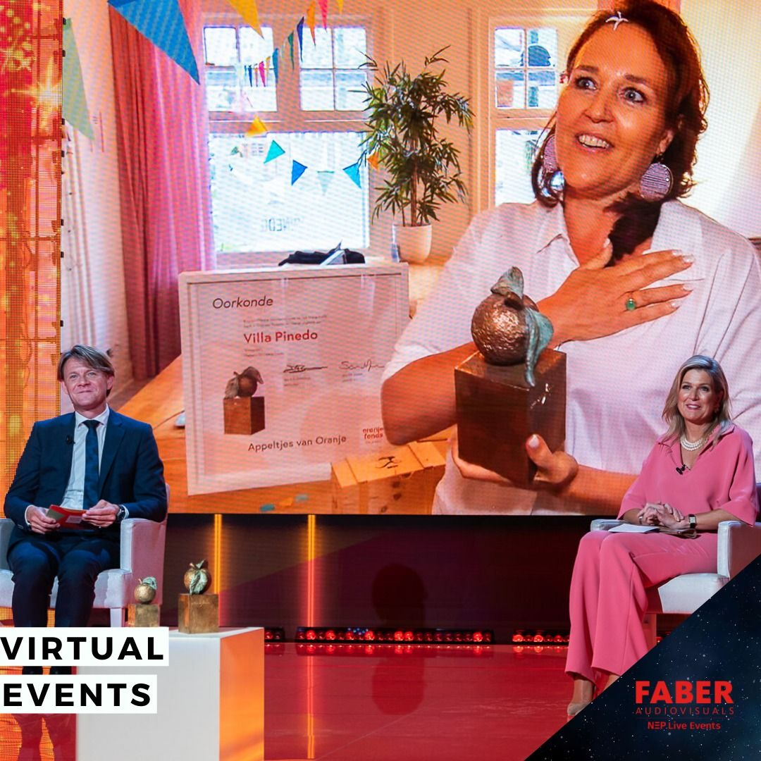 Although the traditional ceremony could not take place, the winners of the 18th edition were still announced thanks to our Virtual Event Studio!  #virtual #virtualevent #virtualevents #teamfaber #event #events #eventprofs #Studio #studiolife #seewhatwecandotogether #itsalive #studiolifestyle #virtuallearning #eventing #eventplanner #eventmanagement #eventtechnik #eventtechnology #eventinspiration #eventideas #eventmanager