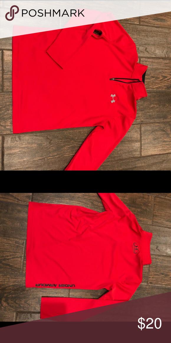 bcdc08cdcd20 UA quarter zip Perfect condition! Dri-fit UA quarter zip! Under Armour  Shirts   Tops