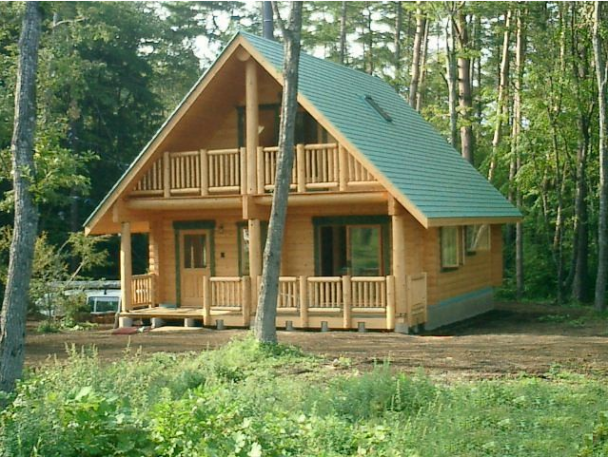 Pics Of Square Log Homes Log Cabin Kits Cowboy Log