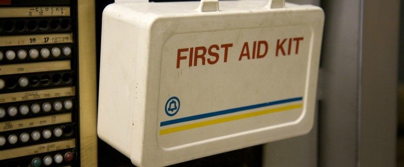 Save a Horse, Stock your First Aid Kit!Irongate