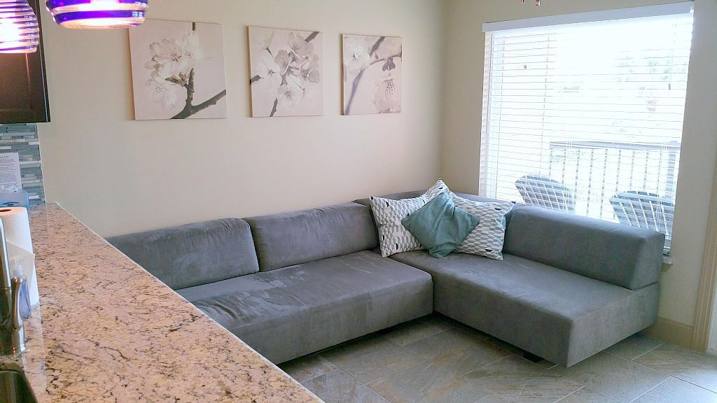 Nice Sectional Sofa Turn Into 2 Twin Beds Home Decor Luxury