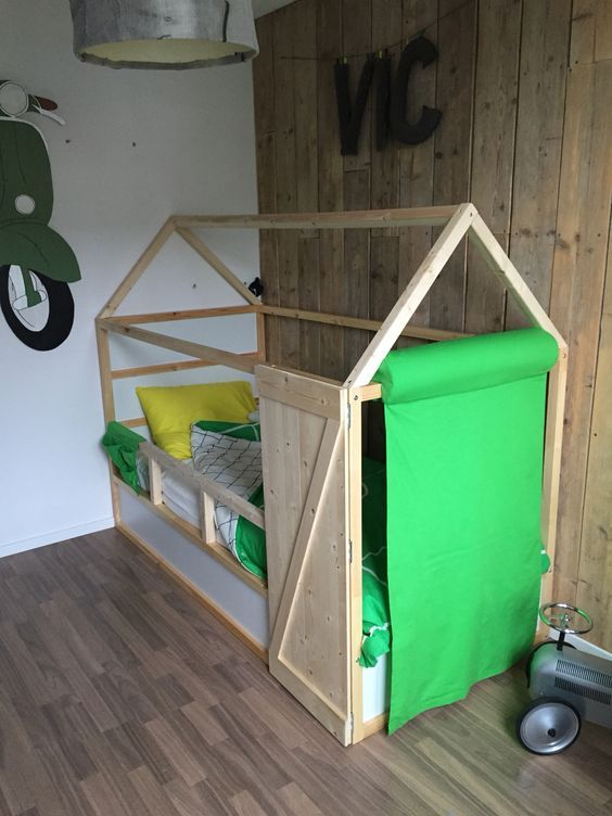 mommo design 10 ikea kura hacks kids furniture and details pinterest ikea kura hack kura. Black Bedroom Furniture Sets. Home Design Ideas